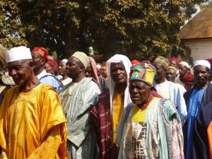 Sultans in Kameroen
