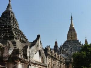 Ananda Pagoda Bagan