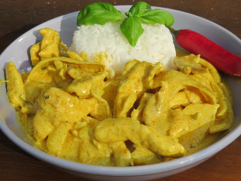 Thais eten gerechten Thailand