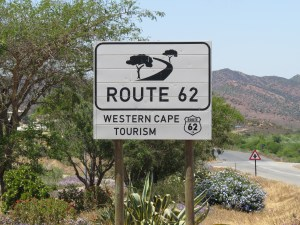 Route 62 Zuid-Afrika