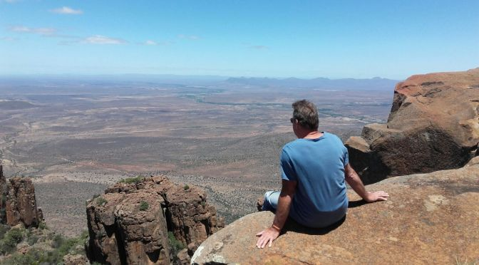 Valley of Desolation Zuid-Afrika