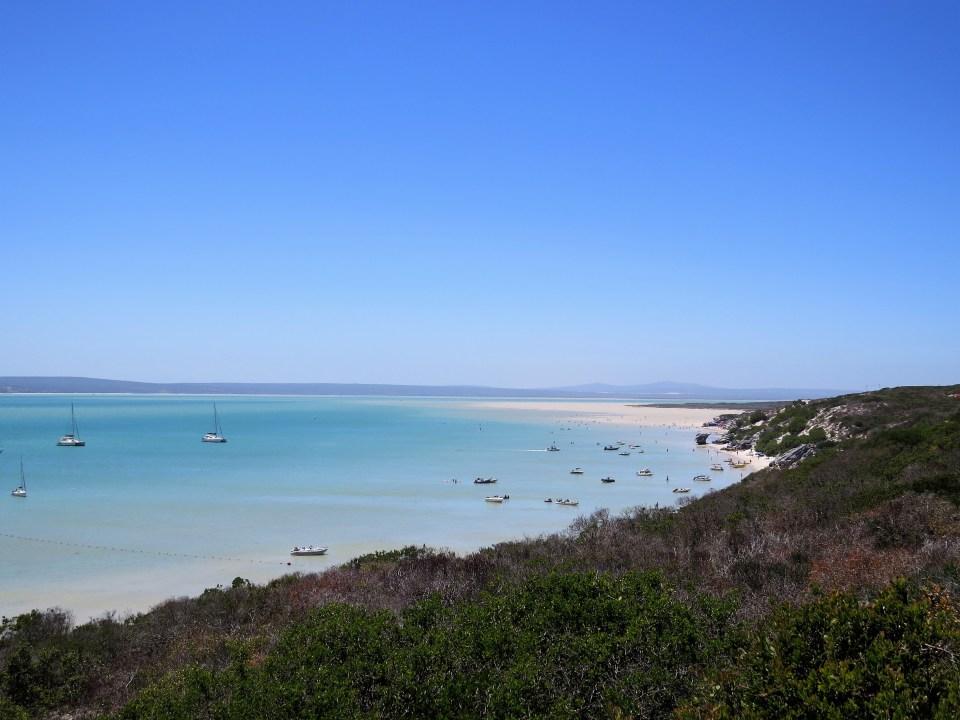 West Coast NP Zuid-Afrika