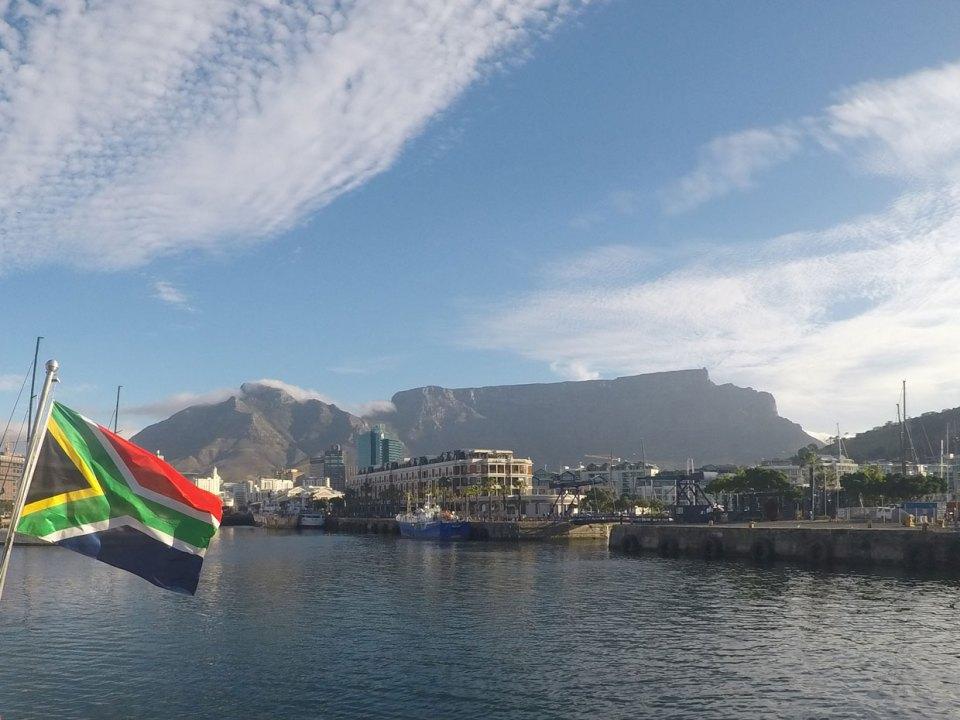 Reisgids voor Kaapstad Zuid-Afria