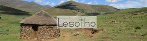 Lesotho header