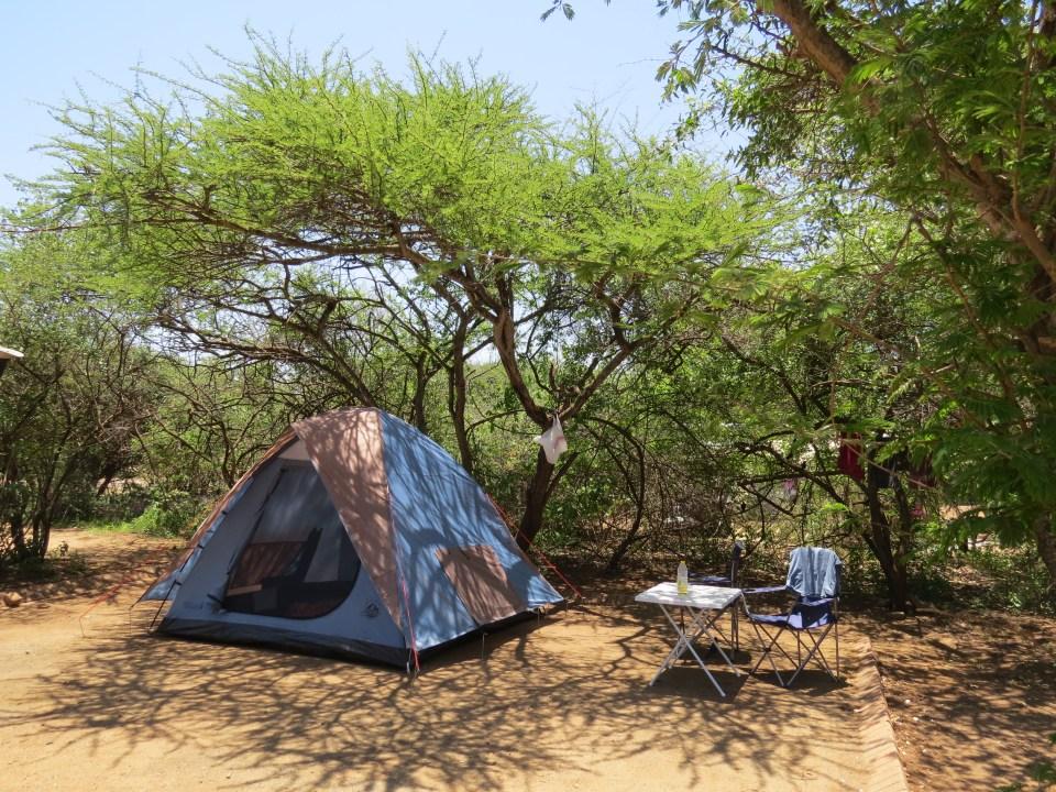 Kamperen in Zuidelijk Afrika