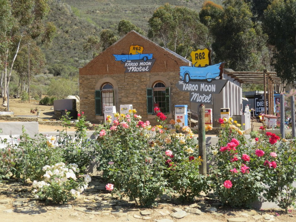 The Karoo Moon Hotel Barrydale Zuid-Afrika