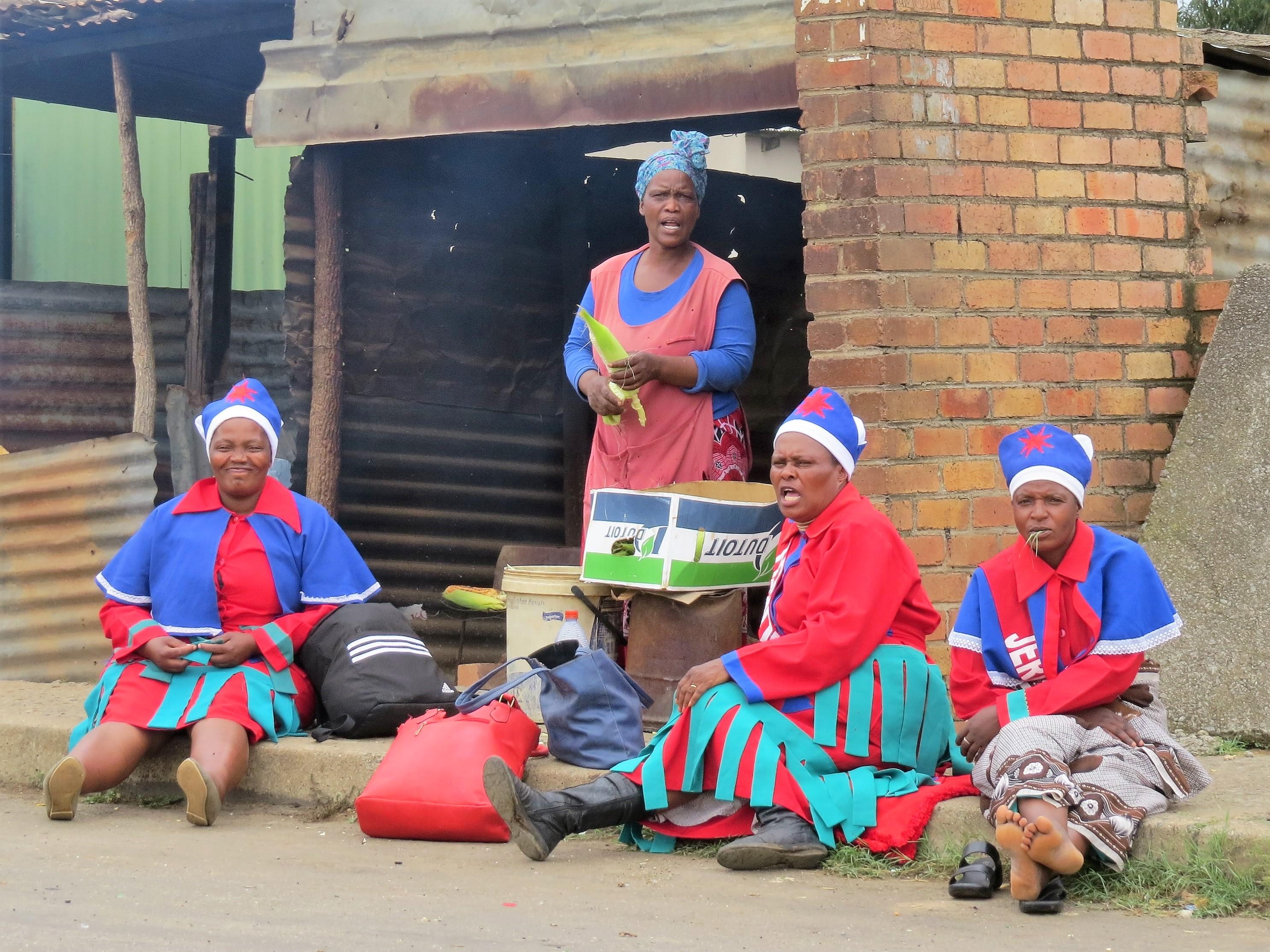Bevolking Swaziland