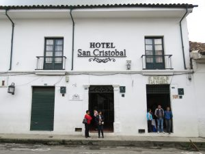 Hotel San Cristobal Popayan Colombia