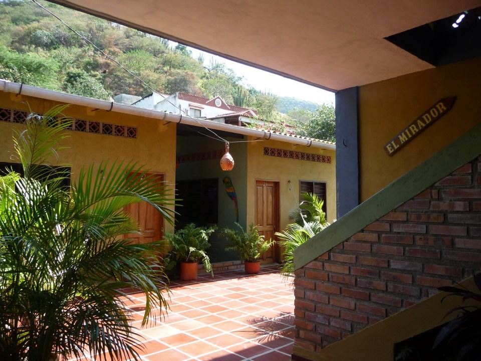 Hostal La Casa de Felipe in Taganga