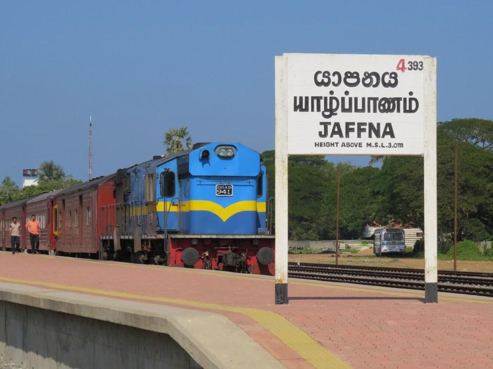 Redenen voor Jaffna Sri Lanka