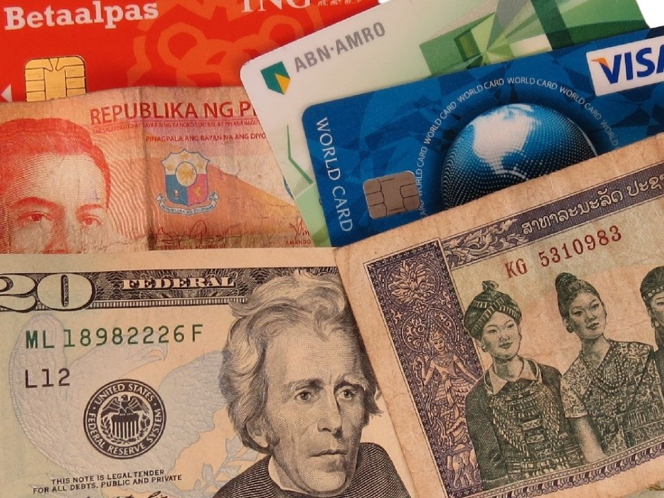 Pinnen en betalen in het buitenland