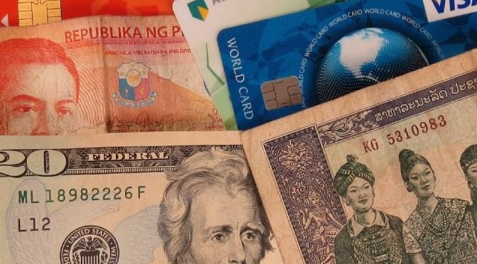 Geldzaken, pinnen & betalen in het buitenland