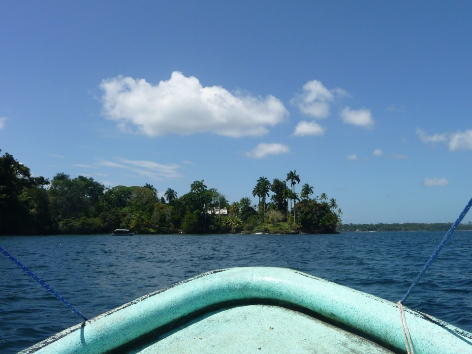 Boottochtje Bocas del Toro Panama