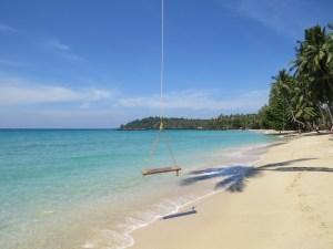 Strand Koh Kood Thailand