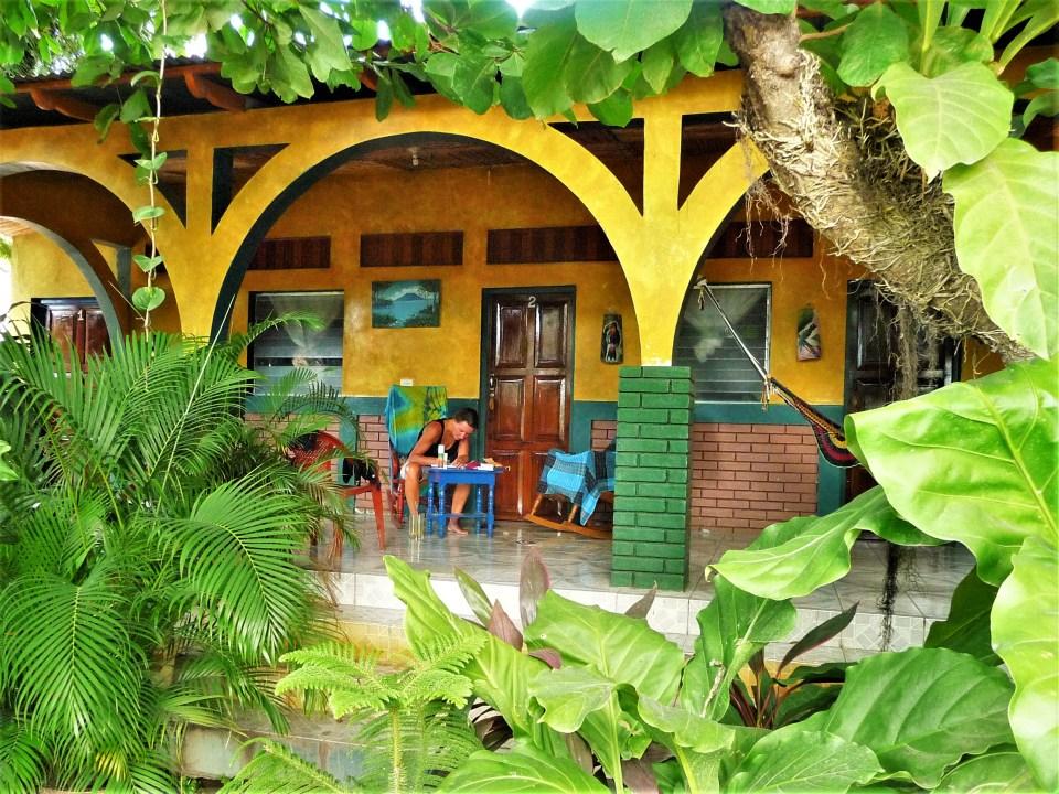 Hotel Ometepetl Nicaragua