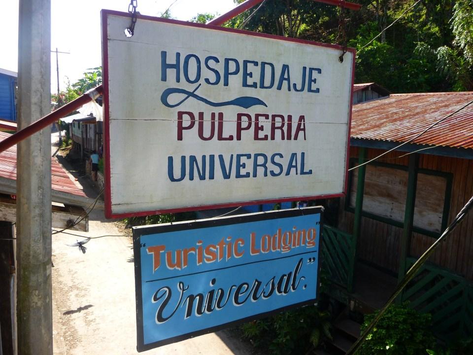 Hospedaje Universal El Castillo Nicaragua