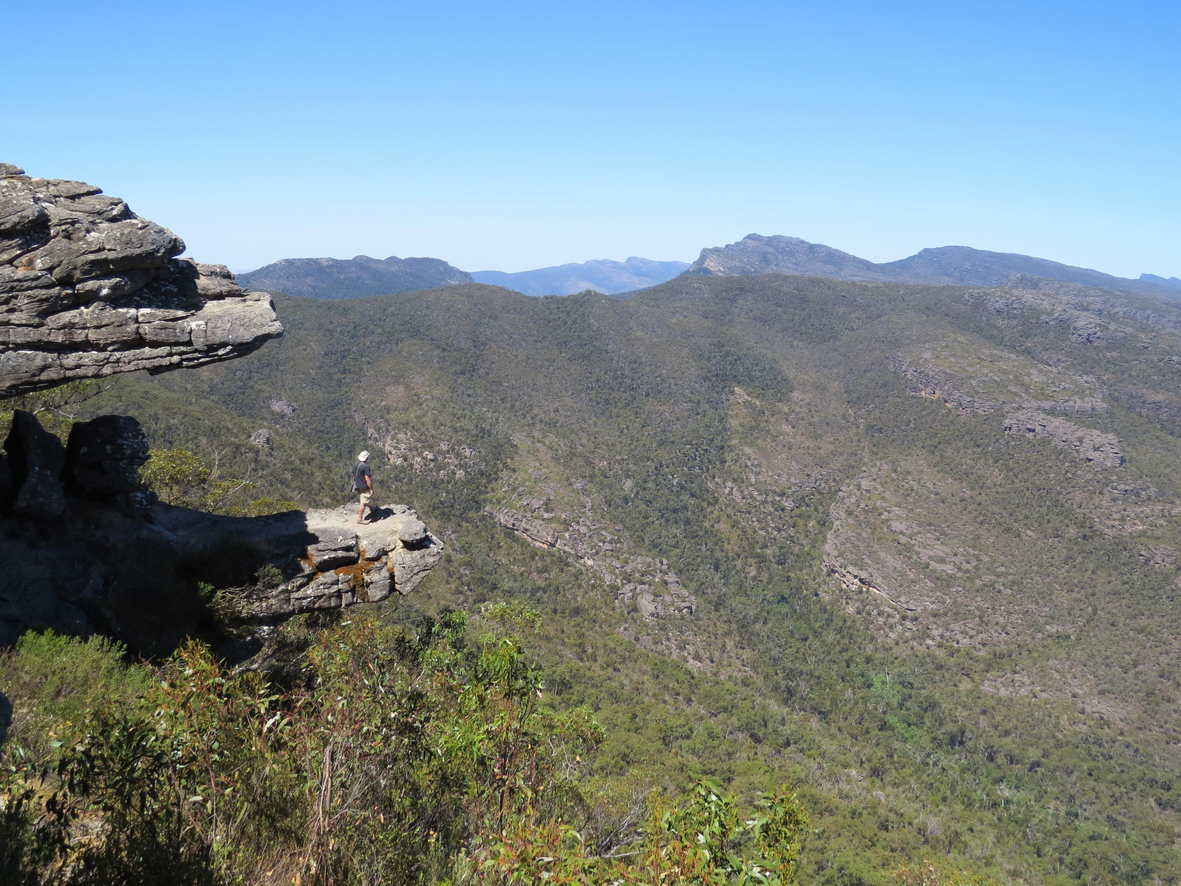 The Balconies Grampians Australie