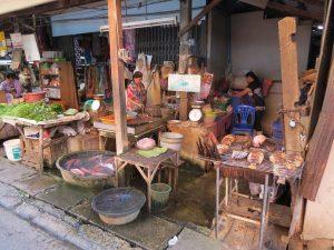 Nightmarket Chiang Mai Thailand