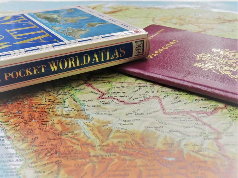 reisplannen wijzigen of omboeken