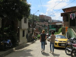 Lunchen via ResiRest in Medellin Colombia