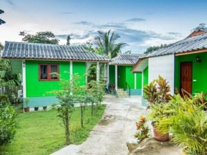 Sarm Mork Guesthouse Mae Hong Son Thailand