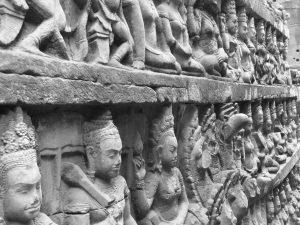 Angkor Tempels Cambodja