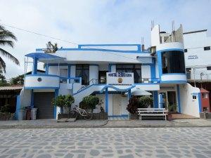 Cerro Azul in Isabela Galapagos Eilanden
