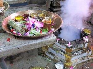 Hindoe rituelen Jaffna Sri Lanka