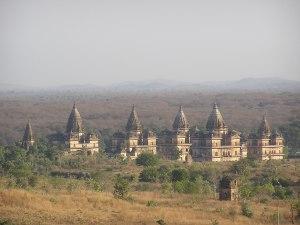 Orchha in India