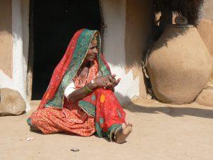Bevolking Gujarat India