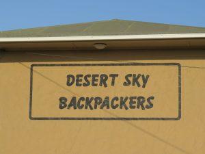 Desert Sky Backpackers Swakopmund Namibie