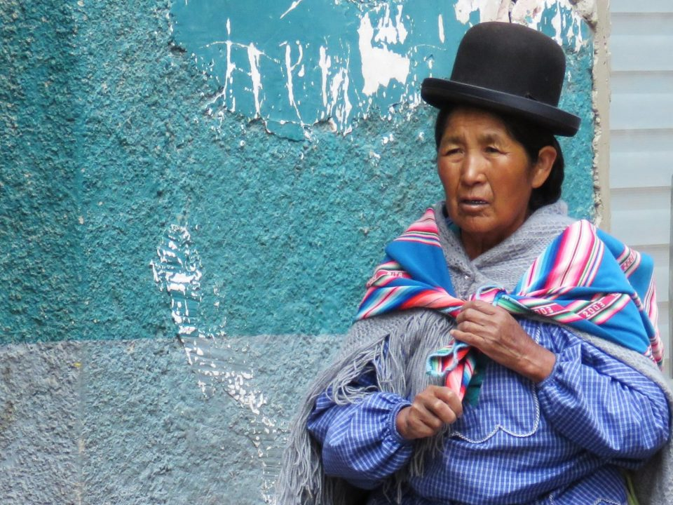 Bevolking van Bolivia