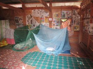 Homestay in Nam Ha NP Laos