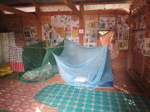 Homestay in Nam Ha NP Laos