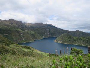 Kratermeer Cuicocha Otavalo Ecuador