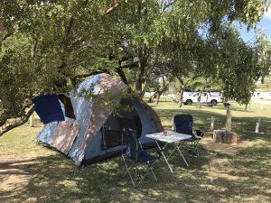 Namutoni Camp in Etosha Namibië