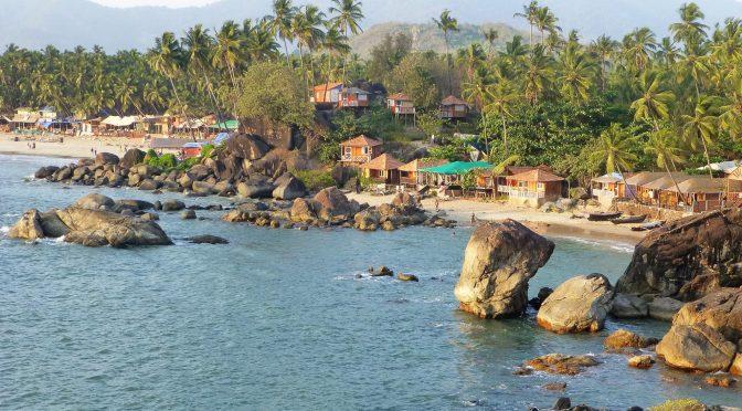 Palolem, het mooiste strand van Goa