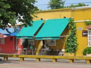 Café la Trinidad Getsemani Cartagena Colombia