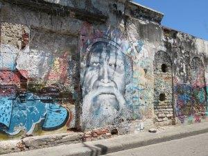 Calle 29 Getsemani Cartagena Colombia
