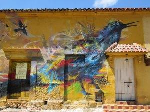 Getsemani Cartagena Colombia
