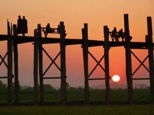 Route 3 tot 4 weken door Myanmar