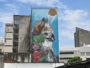 Streetart Cali Colombia