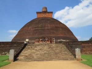 tempel Anuradhapura Sri Lanka