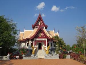 Wat Santikhiri tempel Mae Salong Thailand