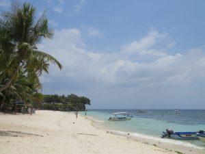 Strand bohol Filipijnen