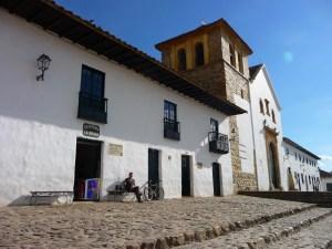 Bouwstijl Villa de Leyva Colombia