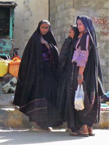 Rabari vrouwen Gujarat India