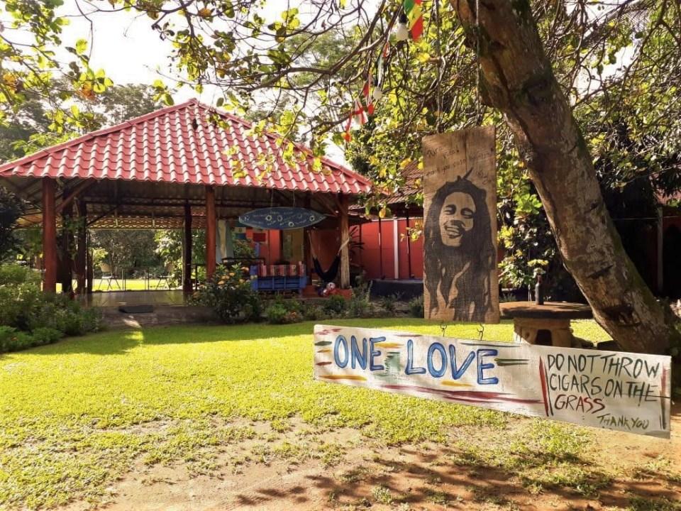 Casa ballena Eco Hostel Uvita