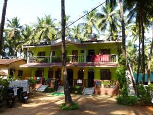 Hilias Retreat Palolem Goa India