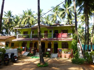Hilias Retreat Palolem Goa India